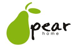 pear home logo