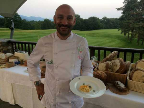 Chef Fabio Gianatello