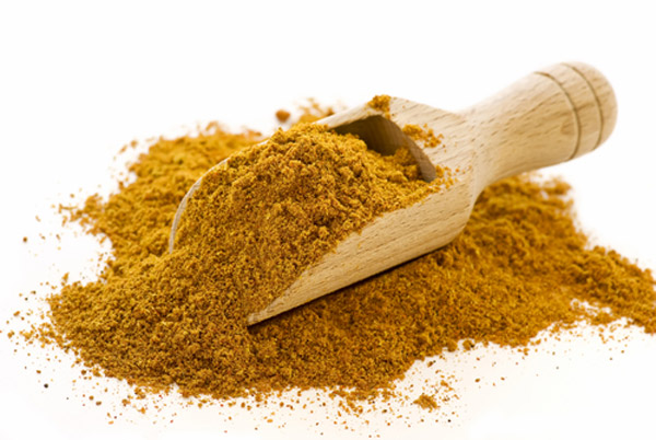 curry, spice blends